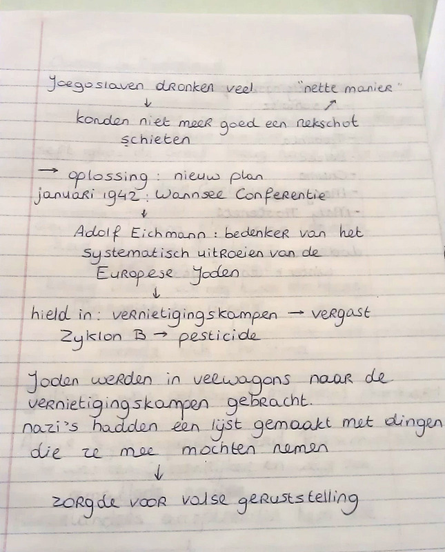 Huiswerk maak je samen nationale onderwijsgids - Maak een hoofdbord aan ...