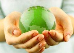 Hoogleraar duurzaamheid geeft colleges in de natuur