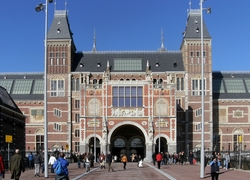 Rijksmuseum, foto: Mark Ahsmann, Wikimedia Commons CC-BY-SA-3.0