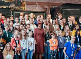 Normal_koningin_m_xima_bij_sciencemakers_awards