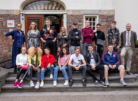 Vierde seizoen Dream School interview