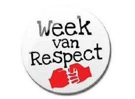 5 tot en met 11 november: nationale Week van Respect